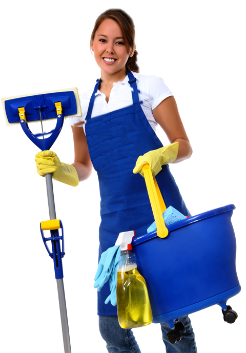 women-cleaning